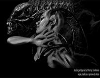 Alien - fan art