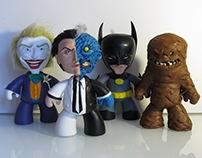Batman & Foes