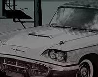 1960 SQUAREBIRD