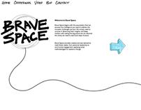 Brave Space Website