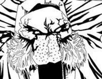 'NUT' Comic Strip #1