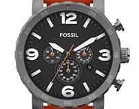 FOSSIL watch icon