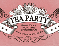 TeaParty Branding and Web