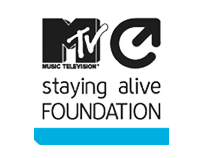 MTV & Staying Alive Foundation