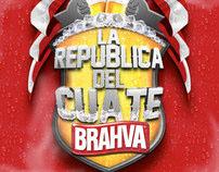 La República del Cuate Brahva