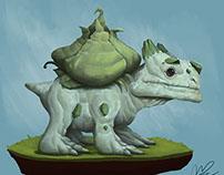 Fan Art of Bulbasaur