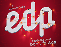 EDP Christmas ecard