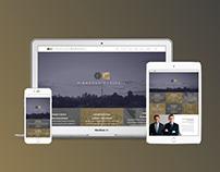 Clean and Impactful Website Design