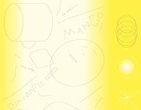 陽光菓菓 ╳ 茶米茶 聯名禮盒提案