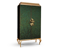 DIVINE Armoire | By KOKET