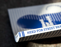 Need for street. Brand bible.