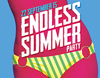 Endless Summer 2 Flyer/Poster