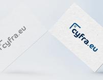 Logotyp for cyfra.eu