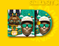 SIMBA SITOI - Hands Up - CD artwork