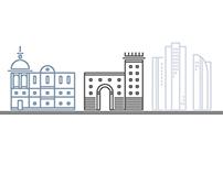 Real Estate Agency Illustrations