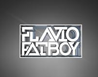 Dj Flavio Fatboy | Identidade Visual