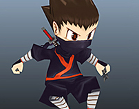 Project Ninja Run