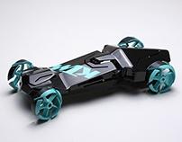 KTM Racing Car