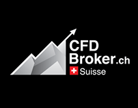 Logo for CFD Broker