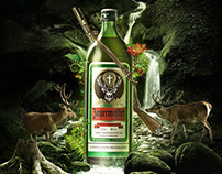 Jagermeister Key Visuals
