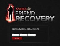 Andes Friend Recovery [Estado Lateral]