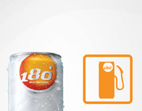 180º Energy Drink | Print