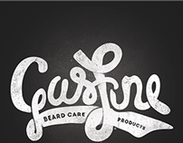 GasLine Beard Care Co. - Concept Logos