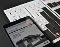 Balance // Webdesign