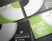 Open Vision branding