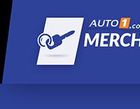 Logo & UI - Merchant App