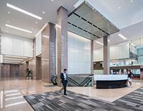 Standard Life Centre Lobby