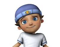 Kiz Studios Characters