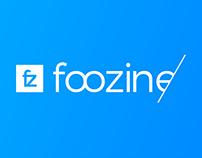 Foozine - Refonte logo et Animation