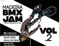 Madeira BMX Jam (Promotional Work)