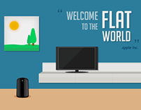 Welcome to the FLAT WORLD