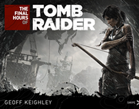 The Final Hours of Tomb Raider iPad App
