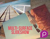 Multi-Surface SlideShow