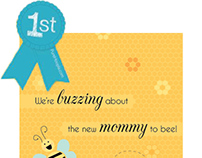 Baby shower Invitation | Pure Hoopla Design Contest