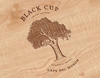 Black Cup Brand Identity