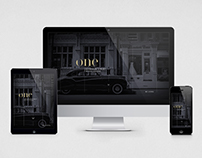 One Seymour St. - Luxury Residential Property Website