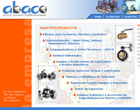 Abaco-Industry Equipment - Website