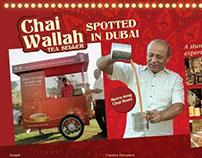 Chai Wallah spotted in Dubai