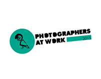 Photographers at Work - Event - Visual Identity & Logo
