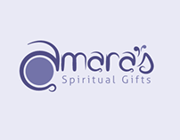 Amara's Spiritual Gifts Rebrand