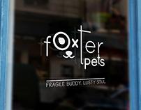 Foxter Pets- Branding