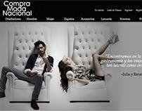 E-Commerce: Compra Moda Nacional