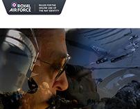 RAF: Online Brand Guidelines