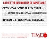 TIME Magazine Campaign