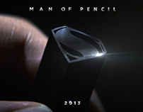 Man of Pencil
