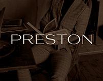 Preston - Classy All-caps Sans